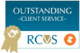 accreditations rcvs outstanding client service