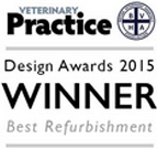accreditations vet practice design awards 2015