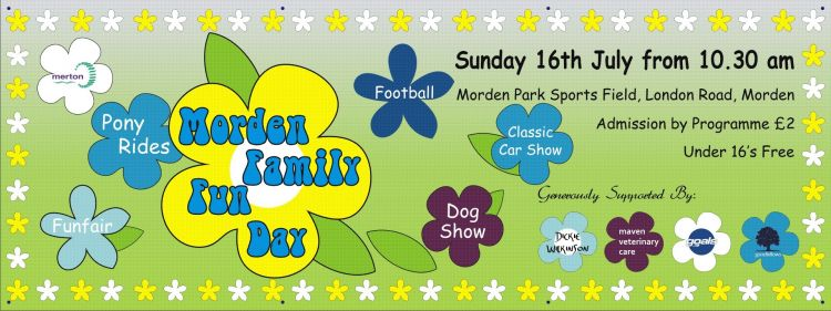 Morden Family Fun Day at Maven Vets